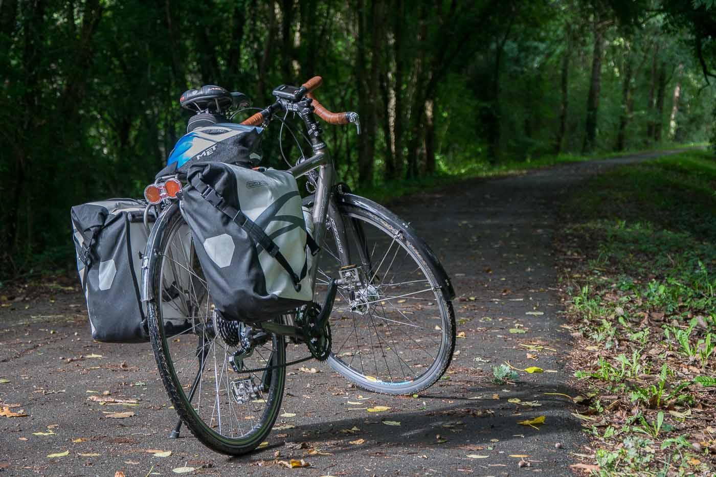 La mejor bicicleta de cicloturismo