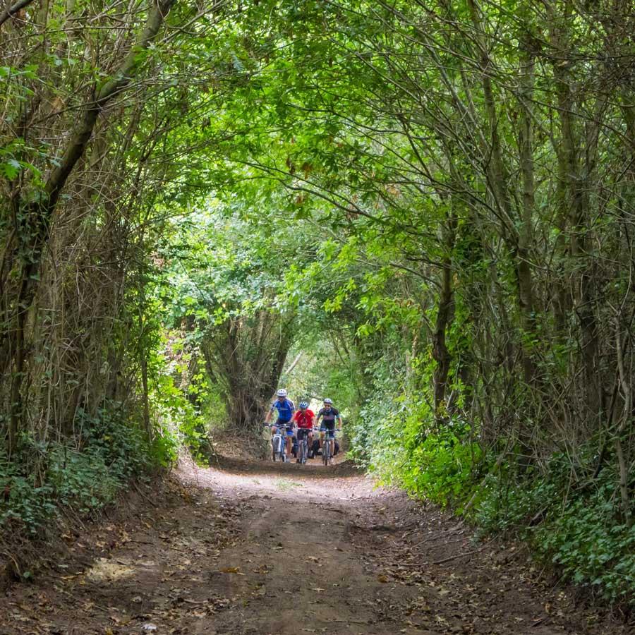 cicloturismo por el norte de Portugal