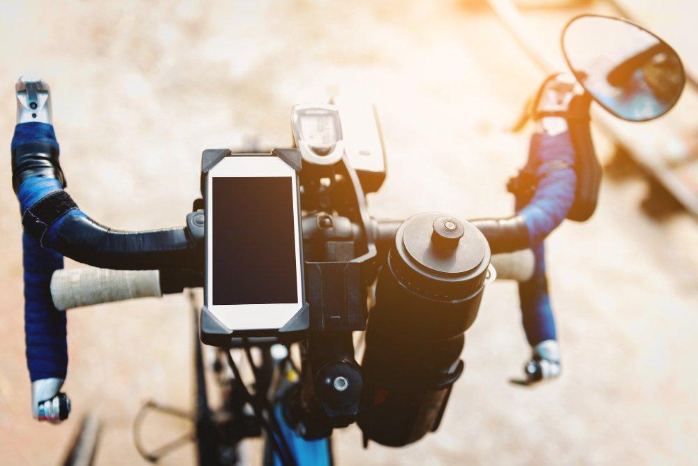 manillar de carretera adaptado a cicloturismo