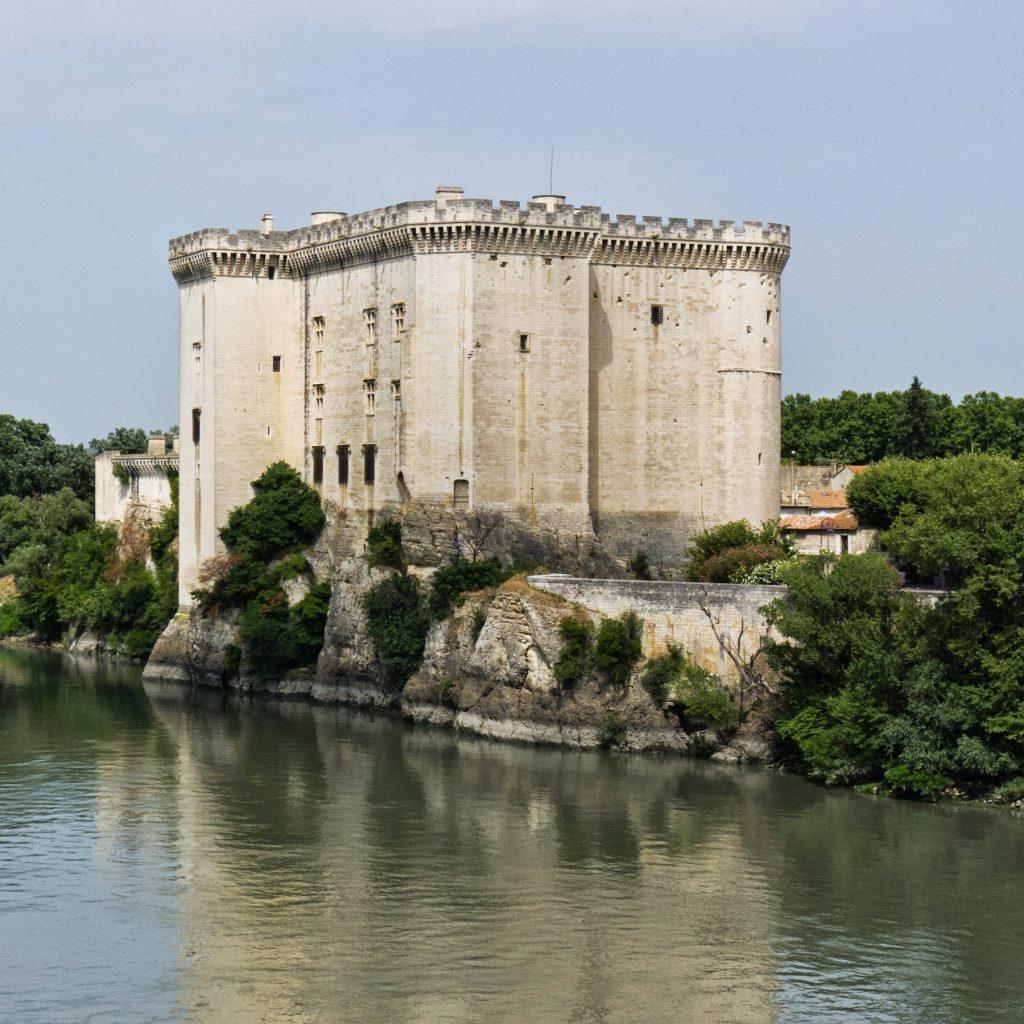 Castillo del Rey René, Tarascón, Francia