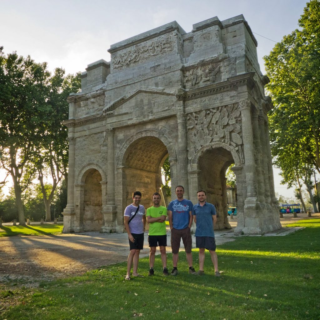 Arco de triunfo de Murs
