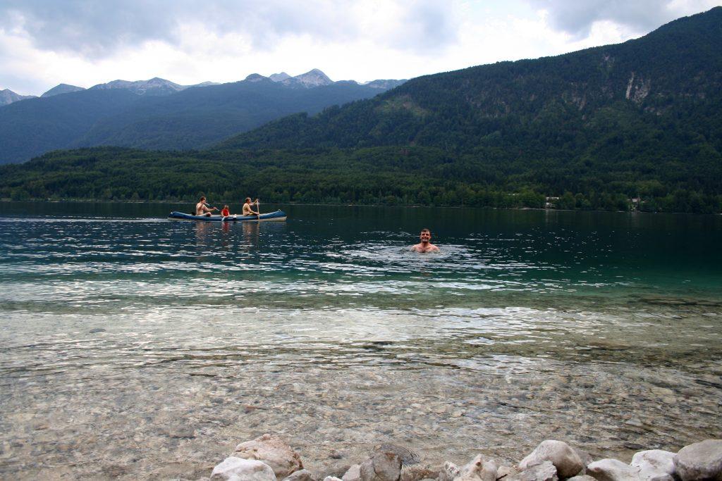Lago Bohinjsko Jerezo