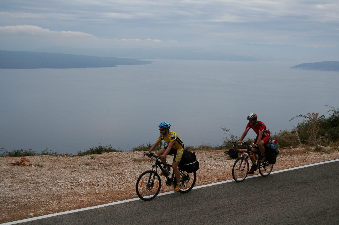Eslovenia y Croacia en bici