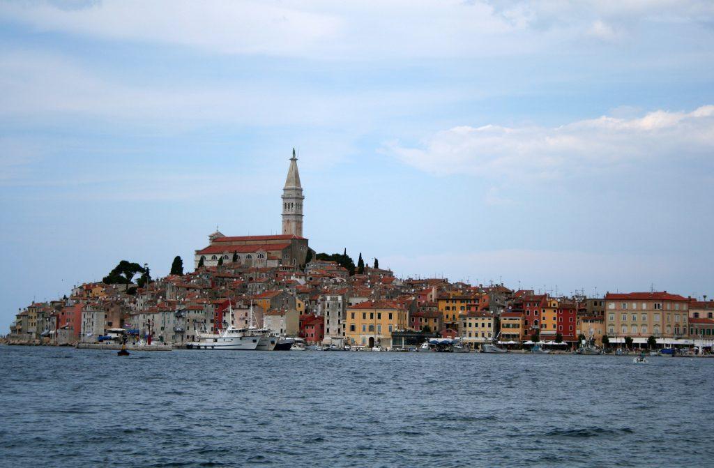 Rovinj: la Venecia croata