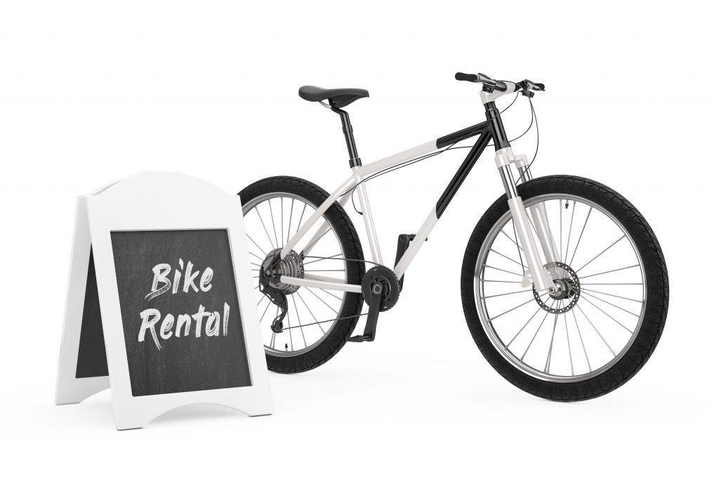 Alquiler de bicicleta: una opción muy interesante en rutas en el extranjero con vuelo al inicio.