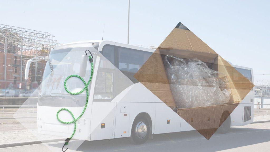 Transporte de bicicletas en autobus