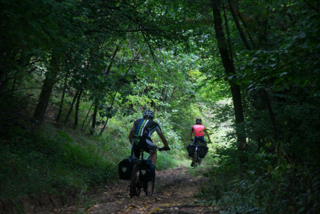 Ruta de cicloturismo en Bulgaria